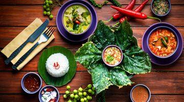 อาหารขึ้นชื่อไทย